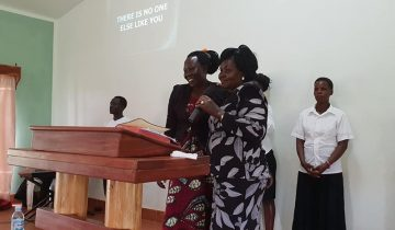Women of Destiny Conference in Anaka, Nwoya District